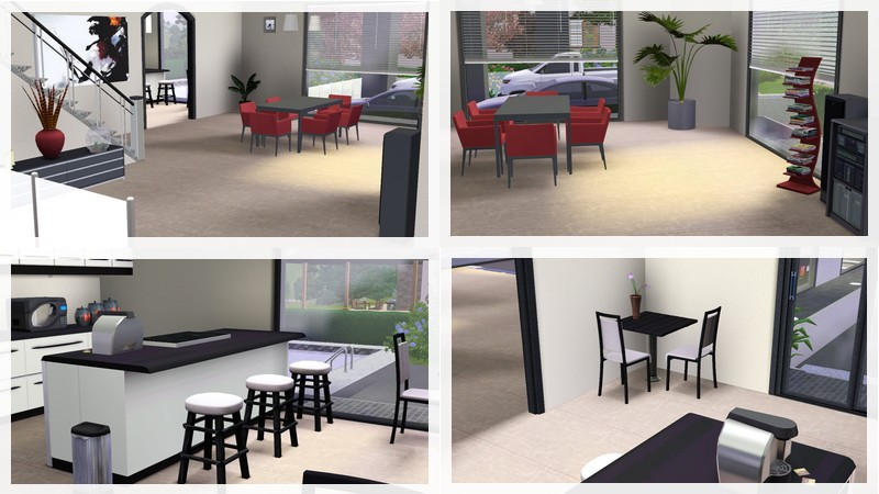 simsorama agence immobili re sims 3. Black Bedroom Furniture Sets. Home Design Ideas
